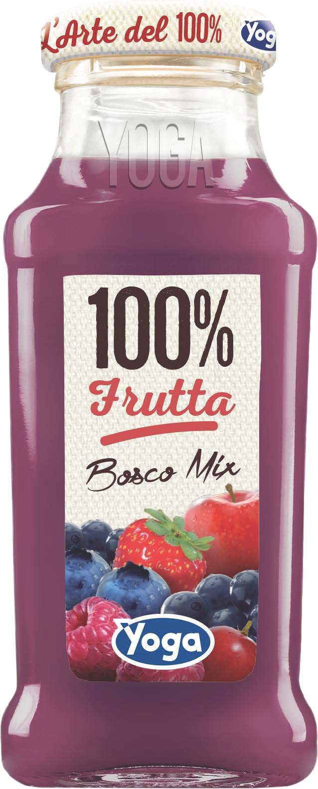 Bosco mix LArte del 100 Yoga