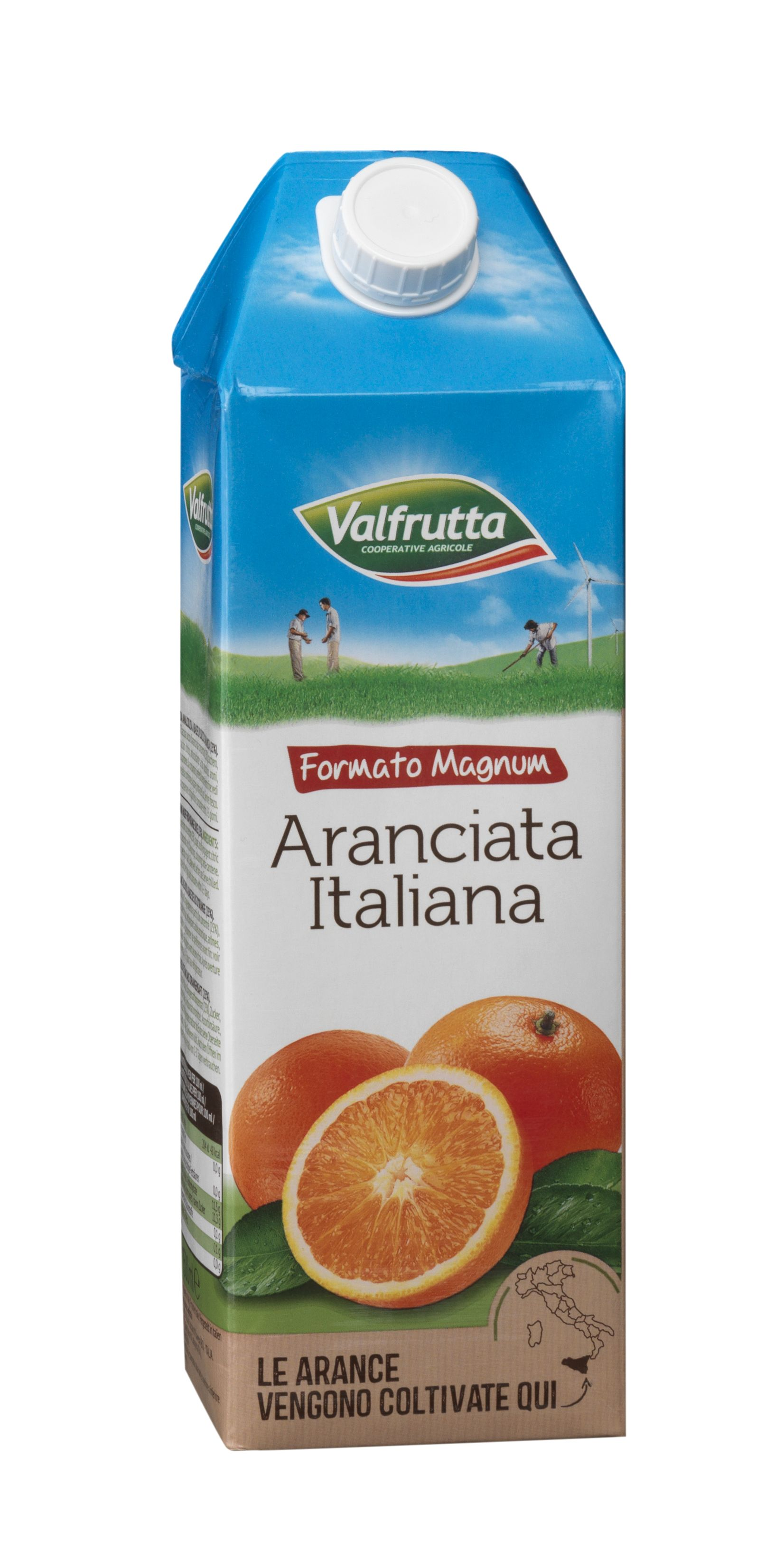 VF-1500ml-Aranciata Italiana